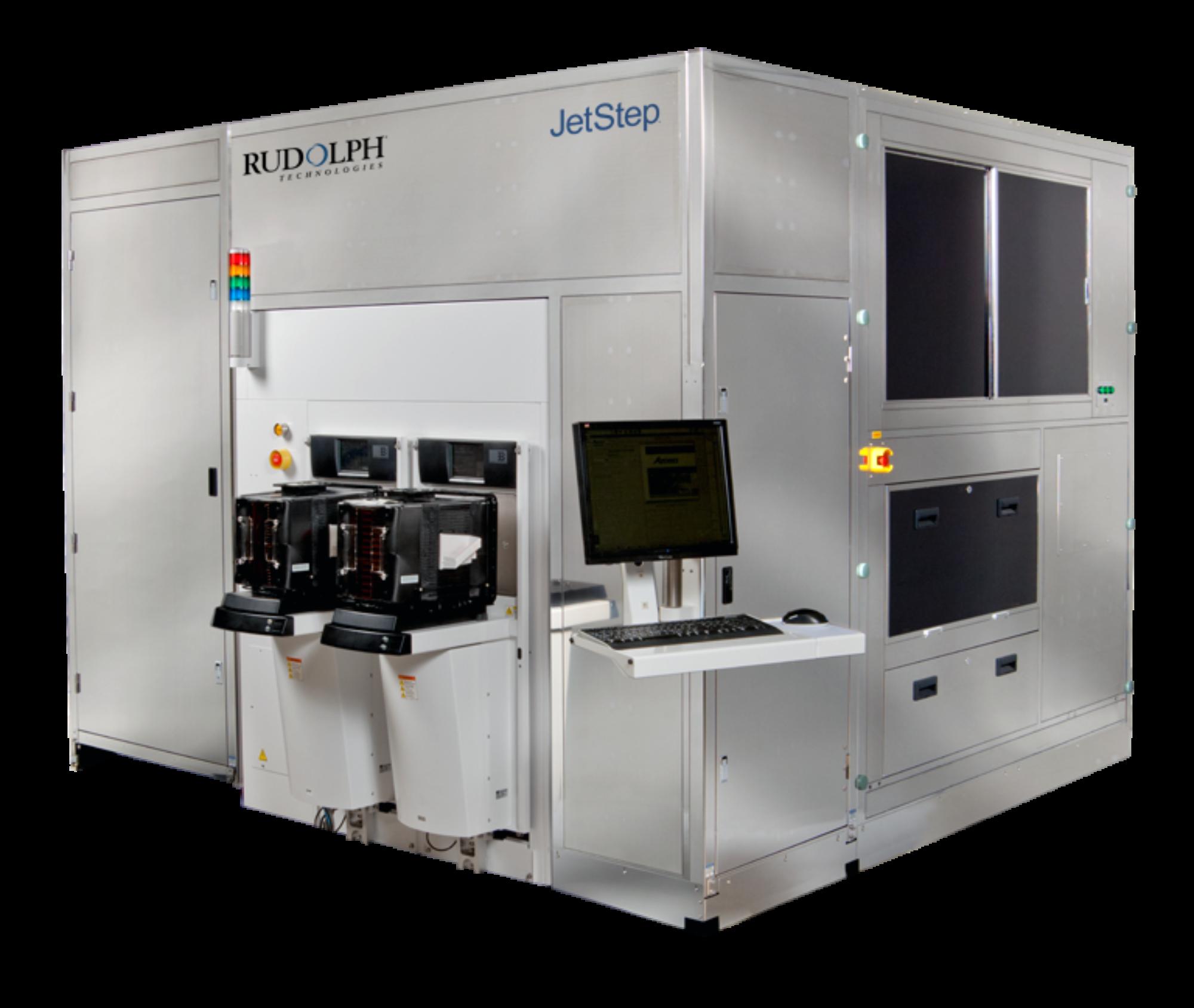 Jetstep W2300 System Rudolph Technologies